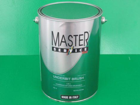 Master Ecsetelhető  Bitumenes alvázvédő  ( 5 kg )