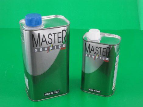 """Master Acrilux HS 2k """"500"""" Plus 2:1 Karcálló Lakk Szett Normál edző  ( 1,5 L )"""