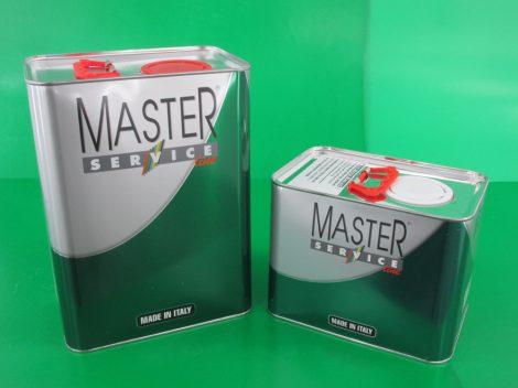 """Master Acrilux HS 2k """"500"""" Plus 2:1 Karcálló Lakk Szett Normál edző  ( 7,5 L )"""