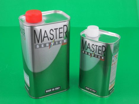 """Master Acrilux  2k UHS VOC 420 """"600""""Prémium  Lakk 2:1  Szett Normál edző ( 1,5 L )"""
