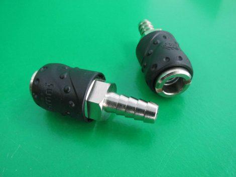 Levegő csatlakozó ( kuplung ) 9-10 mm-es tömlőhöz