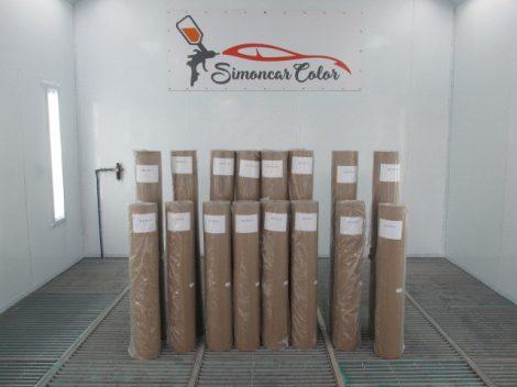 Maszkoló  Papír Tekercs Nátron  90cmx400m