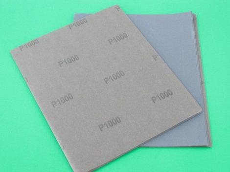 Vizes Csiszolópapír P1000 230X280mm