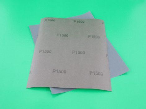 Vizes Csiszolópapír P1500 230X280mm