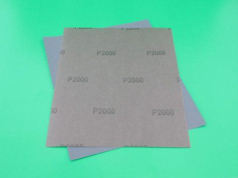Vizes Csiszolópapír P2000 230X280mm